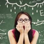 stress antes dos exames